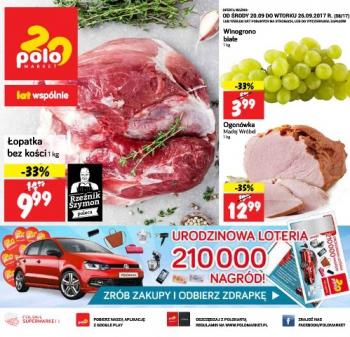 03d817ab66ba9 Polo Market od 20.09 do 26.09 - GazetkaPromocyjna24