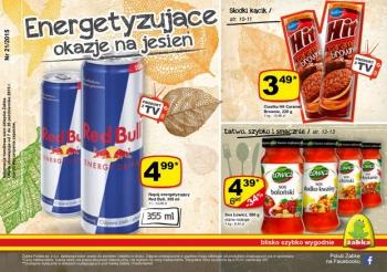 eb308d2d8da27 Promocje  Napój energetyzujący Red Bull - GazetkaPromocyjna24