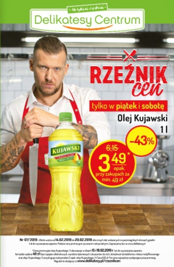 Delikatesy Centrum od 14.02 do 20.02