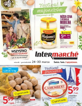 Intermarche od 24.03 do 30.03