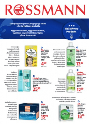 Rossmann od 9.06 do 19.06