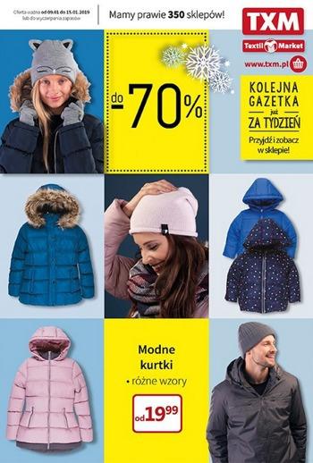 Promocje: Kurtka zimowa dziecięca GazetkaPromocyjna24
