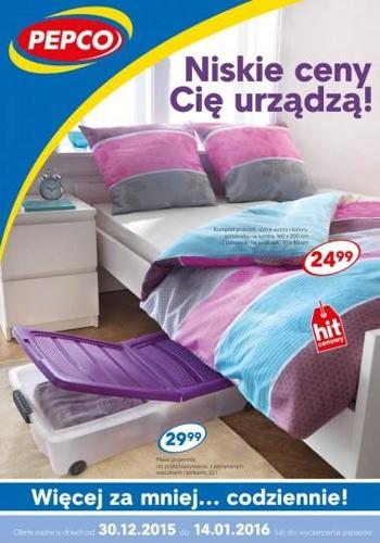 Pepco Od 3012 Do 1401 Gazetkapromocyjna24