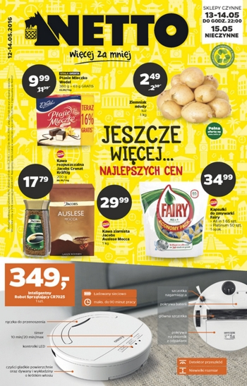 Netto od 12.05 do 14.05