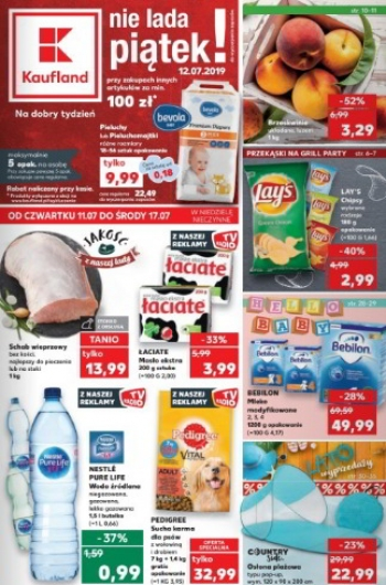 Kaufland od 11.07 do 17.07