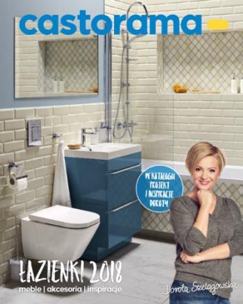 Katalog Castorama łazienki 2018 Gazetkapromocyjna24