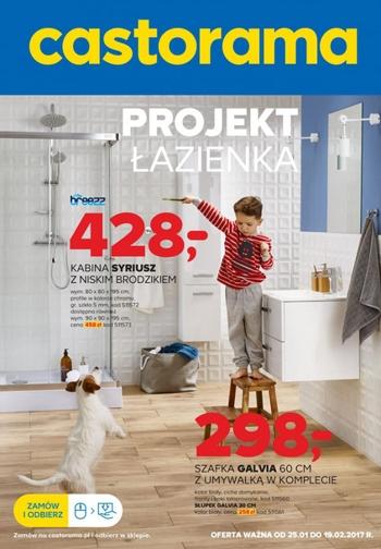 Promocje Szafka łazienkowa Gazetkapromocyjna24