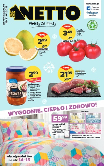 Netto od 15.01 do 21.01