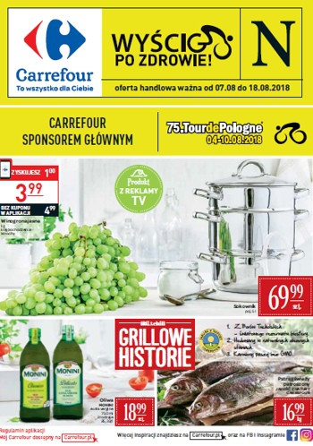 Carrefour od 7.08 do 18.08