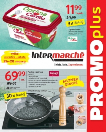 Intermarche od 26.03 do 28.03