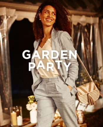 Lookbook Promod - Garden Party