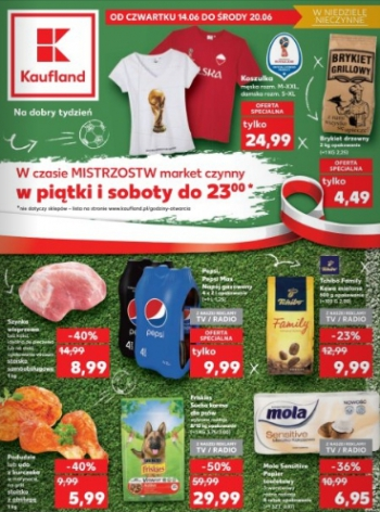Kaufland od 14.06 do 20.06