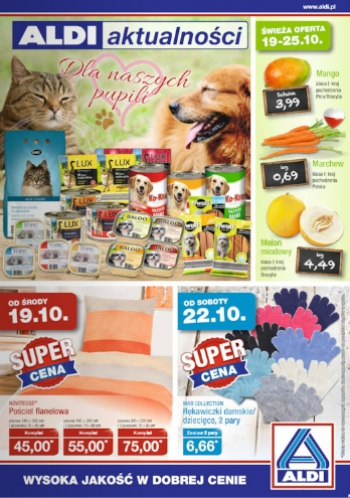 Promocje Pościel Flanelowa Novitesse Gazetkapromocyjna24