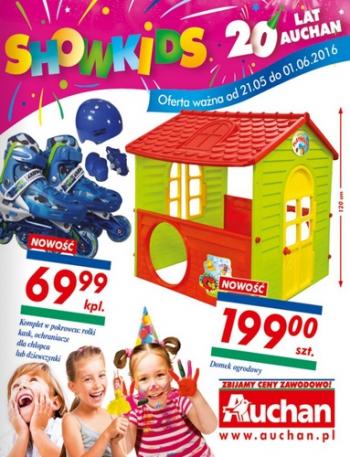 Auchan Od 21 05 Do 1 06 Gazetkapromocyjna24