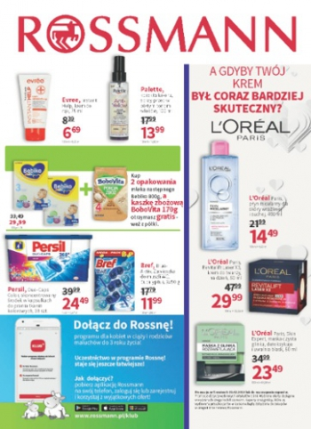Rossmann od 9.02 do 19.02