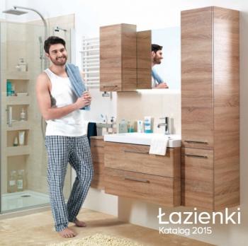 Katalog Castorama łazienki 2015 Gazetkapromocyjna24