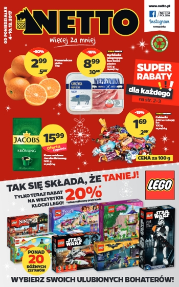 Netto od 4.12 do 10.12