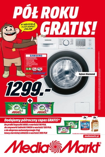 Promocje  Pralka - GazetkaPromocyjna24 651fcfde0aa