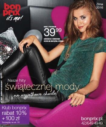 katalog bon prix 39 hity wi tecznej mody 39 gazetkapromocyjna24. Black Bedroom Furniture Sets. Home Design Ideas