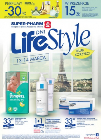 Super-Pharm - Dni LifeStyle