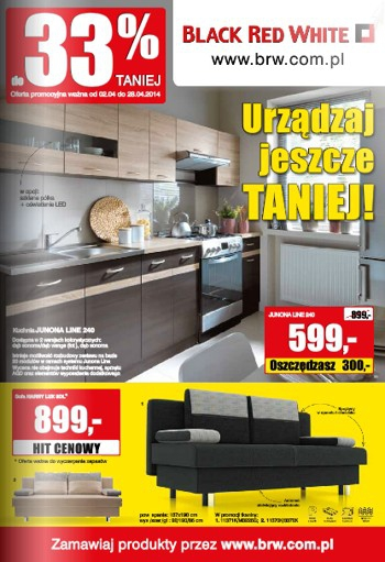 Promocje Kuchnia Junona Line 240 Gazetkapromocyjna24