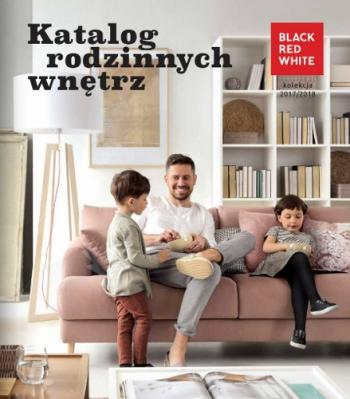 Black Red White Katalog Rodzinnych Wnętrz 201718