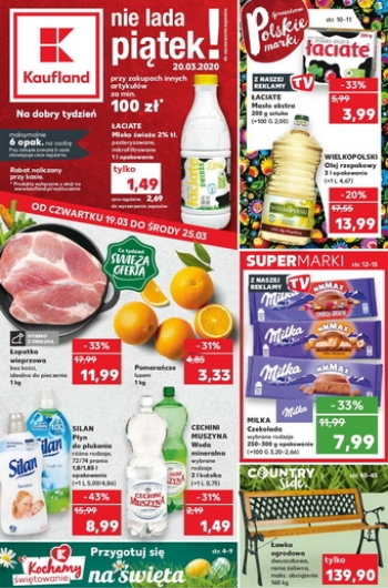 Kaufland od 19.03 do 25.03