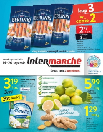 Intermarche od 14.01 do 20.01