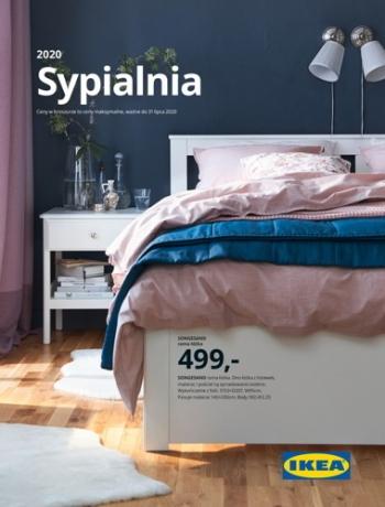 Katalog Ikea Sypialnia 2020 Gazetkapromocyjna24