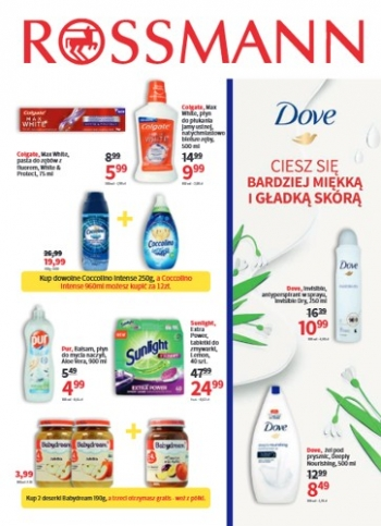 Rossmann od 8.03 do 19.03