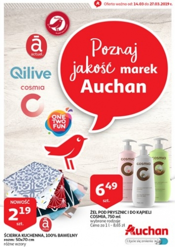Auchan od 14.03 do 27.03
