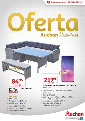 Auchan od 11.04 do 24.04